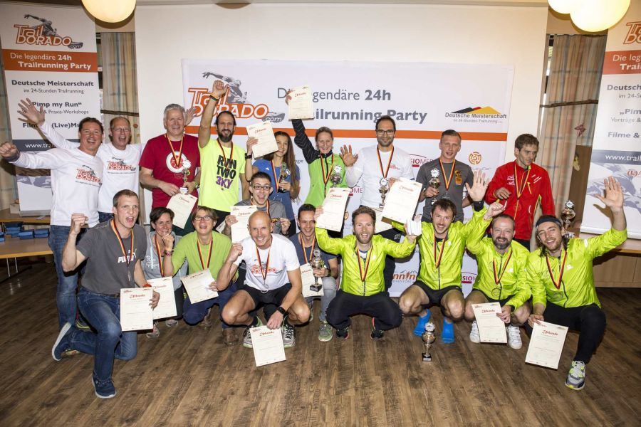 Traildorado: Deutsche Meisterschaft im 24 Trailrunning by Michele Ufer